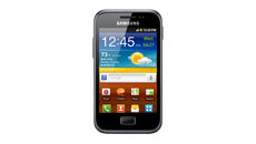 Datos y Conectividad Samsung Galaxy Ace Plus S7500