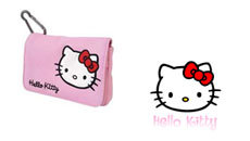 Fundas Apple iPhone 4 Hello Kitty