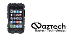 Carcasas Naztech iPhone 5