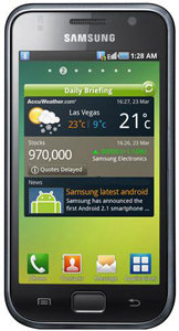 Samsung I9001 Galaxy S Plus accessories