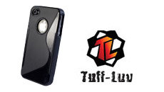 Carcasas Tuff-Luv iPhone 5
