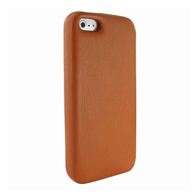 Piel frama framagrip funda de cuero para iphone 5 5s se habano - Funda de piel para iphone 5 ...